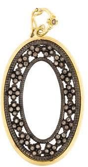 Armenta Diamond Crivelli Enhancer Pendant