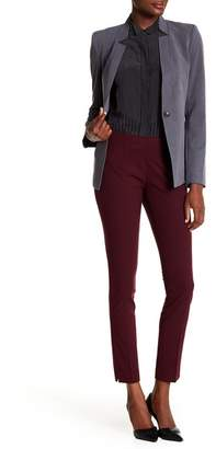 Amanda & Chelsea Signature Side Zip Slim Fit Pants