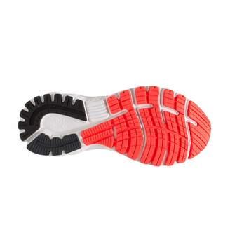 Brooks Women's Adrenaline GTS 19 2A Width Running Shoe (BRK-120284 2A 4248870 8 Black/Purple/C)