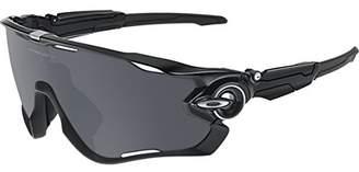 Oakley Men's Jawbreaker Asian Fit OO9270-01 Shield Sunglasses