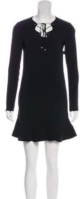 Emilio Pucci Crepe Mini Dress w/ Tags