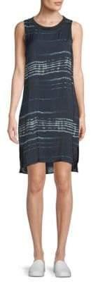 Tart Celestia Tie-Dye Shift Dress
