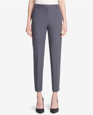 DKNY Fixed-Waist Skinny Pants