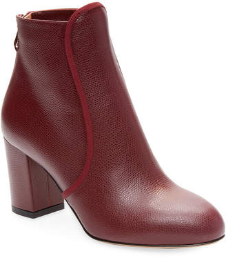 Charlotte Olympia Alba 100 Leather Bootie
