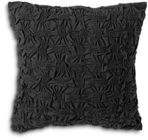 DKNY Check Please Decorative Pillow, 16 x 16