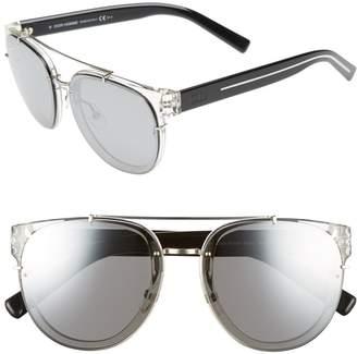 Christian Dior 'Black Tie' 56mm Sunglasses