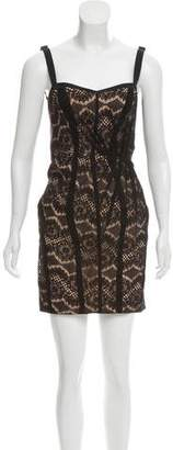 Rag & Bone Lace Sleeveless Mini Dress