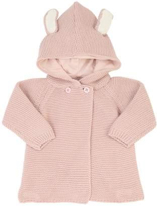 Stella McCartney Organic Cotton & Wool Cardigan
