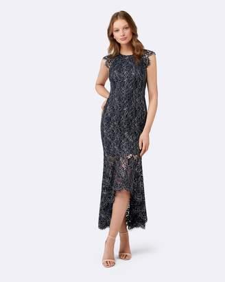 Forever New Francesca Fishtail Lace Maxi Dress