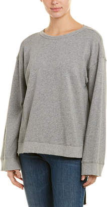 Pam & Gela Open Back Sweatshirt