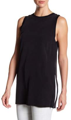 Alice + Olivia Patsy Side Slit Tunic