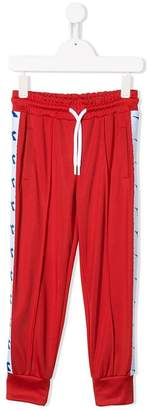 Diadora Junior side logo track pants