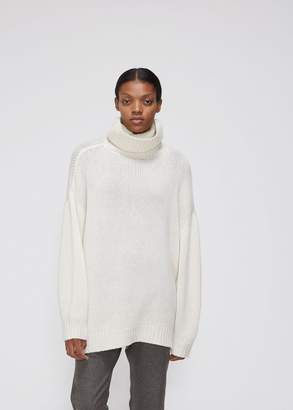 R 13 Cashmere Turtleneck