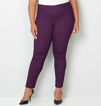 Avenue Butter Denim Pull-On Skinny Jean in Potent Purple