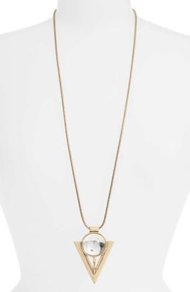 Women's Jenny Bird Bowie Pendant Necklace $95 thestylecure.com