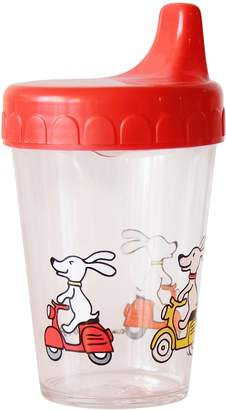 Esska Easy Spill-Proof Cup (Dogs on Bikes)