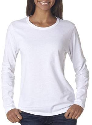 Gildan Ladies Heavy Missy Fit Crewneck T-Shirt