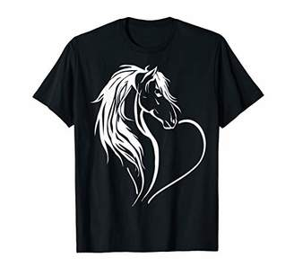Oxford LOVE HORSE Best Tee