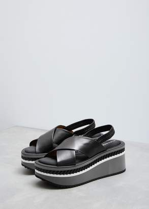 Robert Clergerie Omin Platform Sandal