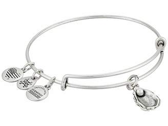 Alex and Ani Seaside Oyster II Bangle