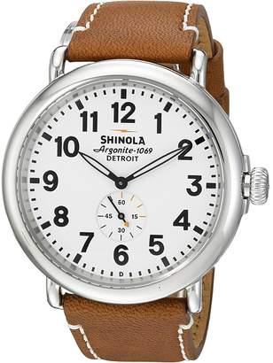 Shinola Detroit The Runwell 47mm - 10000010 Watches