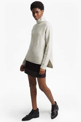 French Connenction Louna Jersey Mini Skirt