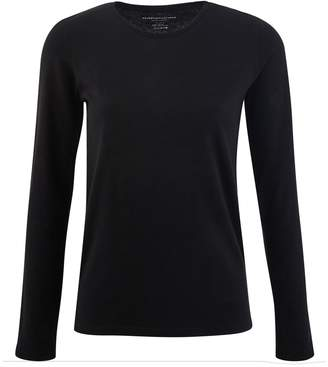 Majestic Filatures Cotton and cashmere top