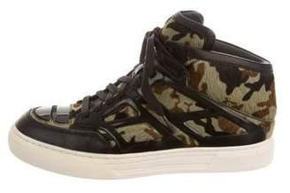 Alejandro Ingelmo Tron Mid-Top Sneakers w/ Tags