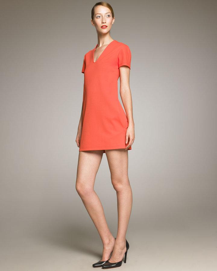 Jil Sander Mini Dress