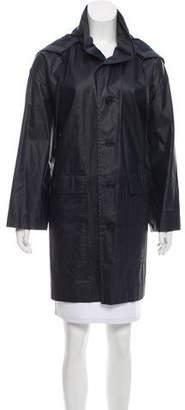 eskandar Oversize Hooded Coat