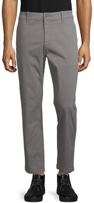 Hudson Men's Cropped Chino Pants