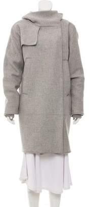 Reed Krakoff Wool Knee-Length Coat