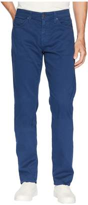 Agave Denim Classic Fit Rincon Twill Pant in Dark Denim Men's Casual Pants