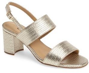 Women's Vaneli Linsie Block Heel Sandal $119.95 thestylecure.com