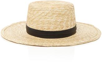 Janessa Leone Klint Bolero Hat $185 thestylecure.com