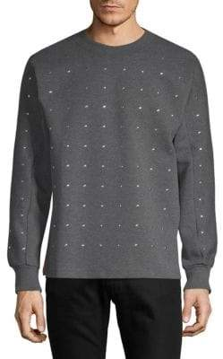 Diesel Garbo Heathered Sweatshirt