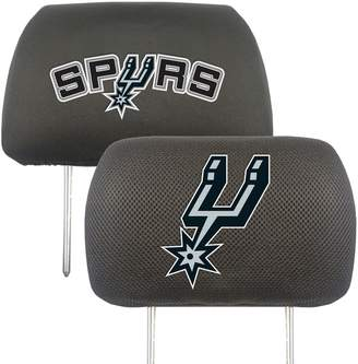 Fanmats FANMATS San Antonio Spurs 2-pc. Head Rest Covers