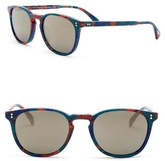 Oliver Peoples Women's Finley Esq. 51mm Retro Sunglasses