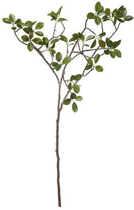 OKA Faux Garden Shrub Branch