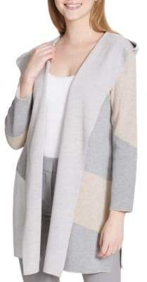 Calvin Klein Colorblock Hooded Sweater