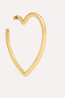 Balenciaga Gold-tone Earring
