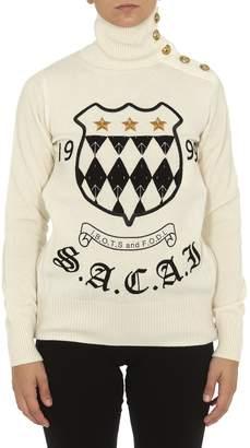 Sacai Emblem Sweater