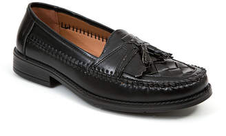 Deer Stags Men's Herman Classic Dress Comfort Kiltie Tassel Loafer Men's Shoes