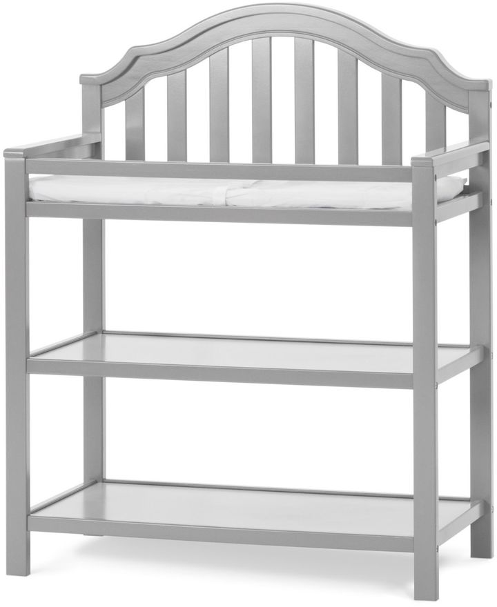 Child Craft Child CraftTM Penelope Changing Table in Cool Grey
