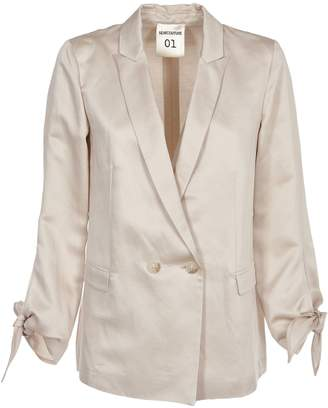 Semi-Couture Semicouture Double Breasted Blazer
