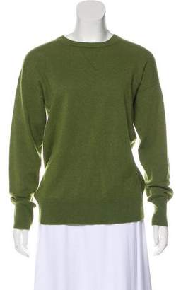 Equipment Cashmere Solid Sweater