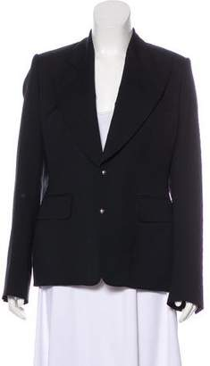 Tom Ford Structured Virgin Wool Blazer w/ Tags
