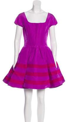 Zac Posen Silk Mini Dress w/ Tags