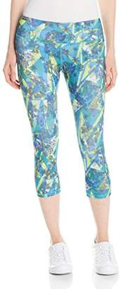 Head Women's Kalo-Print Capri Legging