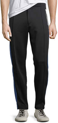 Rag & Bone Men's Colorblock Side-Stripe Track Pants